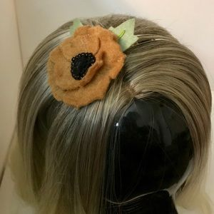 Other - Brown Flower Headband